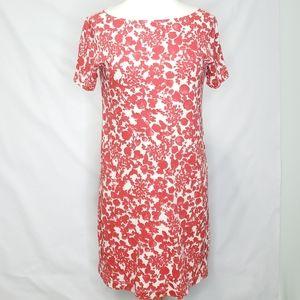 Tory Burch Small Elisabeth Pima Cotton Shirt Dress
